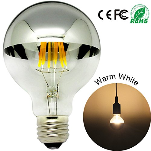 led-light-bulbs-with-silver-crown-mirror-6w-g80-globe-shape-bulb-e27-screw-warm-white-2700k-dimmable