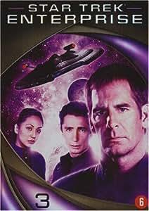 Star Trek Entreprise: L'intégrale de la saison 3 (Nouveau Packaging) [Import belge]