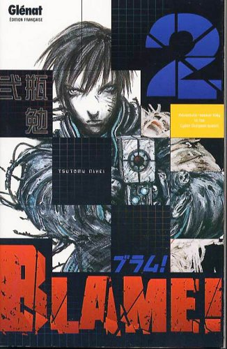 Blame ! Vol.2 par NIHEI Tsutomu