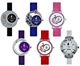Frida Analogue Multi-Colour Dial Women'S...