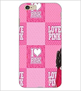 PrintDhaba Quote D-3875 Back Case Cover for APPLE IPHONE 6S PLUS (Multi-Coloured)