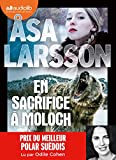 En sacrifice à Moloch: Livre audio 1 CD MP3