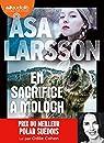 Rebecka Martinsson, tome 5 : En sacrifice a Moloch par Larsson