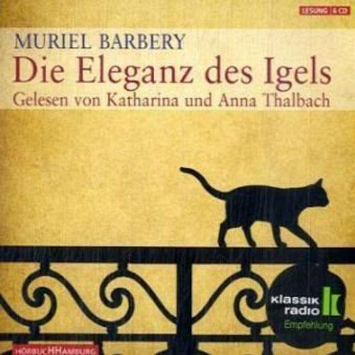 Buchseite und Rezensionen zu 'Die Eleganz des Igels' von Muriel Barbery