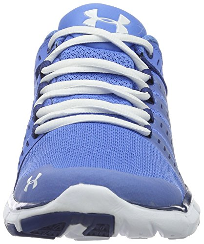 Under Armour Micro G Limitless Training 2, Scarpe Sportive Indoor Donna Blu (Water)