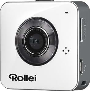 Rollei mini WiFi Camcorder mit Webcam weiß