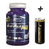 EFX Kre-Alkalyn Pro - 120 Kapseln Creatin + Energy Drink