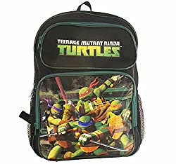 2014 Teenage Mutant Ninja Turtles Backpack 16
