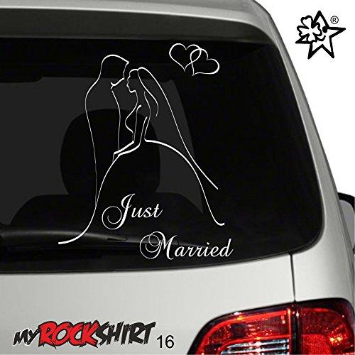 hochzeitsaufkleber-typ-16-autoaufkleber-deko-wandtattoo-brautpaar-skizze-just-married-liebe-einladun