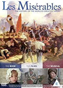 Les Miserables - The History of The World's Greatest Story (New Documentary) [DVD]