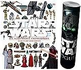 Star Wars die illustrierte Enzyklopädie alle Filme und Serien + Star Wars Poster