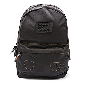 superdry true montana herren rucksack schwarz bekleidung. Black Bedroom Furniture Sets. Home Design Ideas