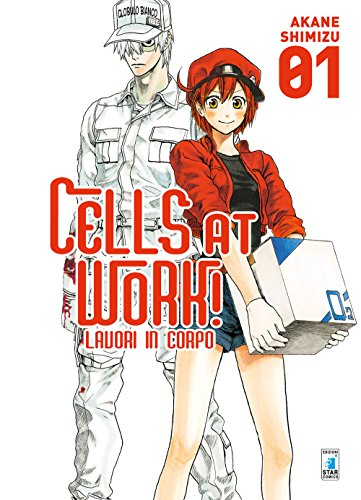 Cells at work! Lavori in corpo: 1