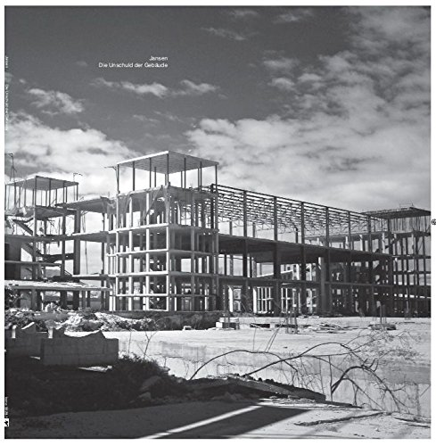 Die Unschuld der Gebäude [Vinyl LP]