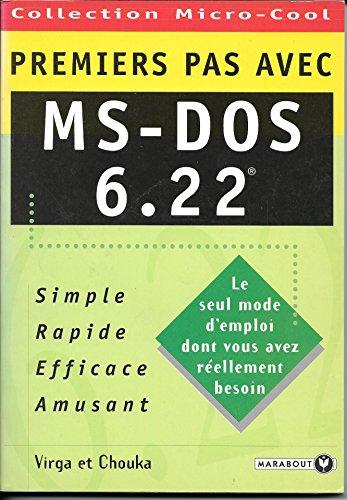 Premiers pas avec MS-DOS 6.22