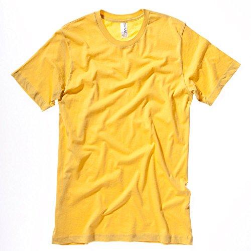 Bella CanvasHerren T-Shirt Blau - Blau