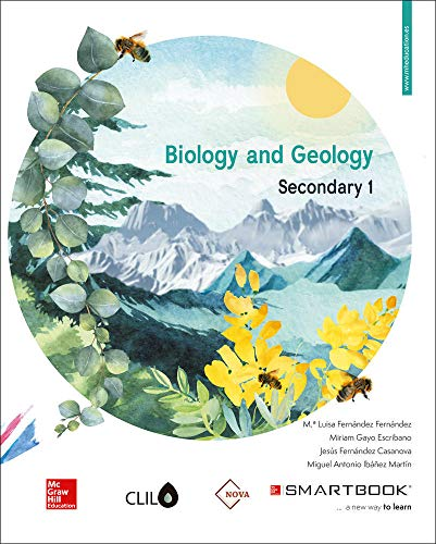 Biology and geology  1 ESO. Students Book
