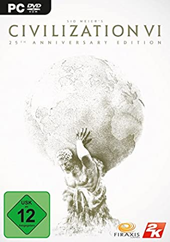 Sid Meier's Civilization VI - 25th Anniversary Edition - [PC]