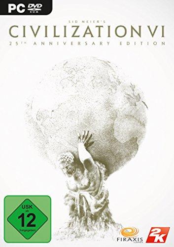 Sid Meier\'s Civilization VI - 25th Anniversary Edition - [PC]