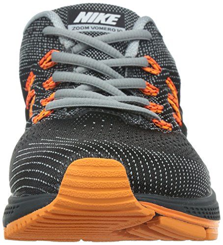 Nike Air Zoom Vomero 10, sneaker homme Wolf Grey/White-Anthracite-Bright Citrus
