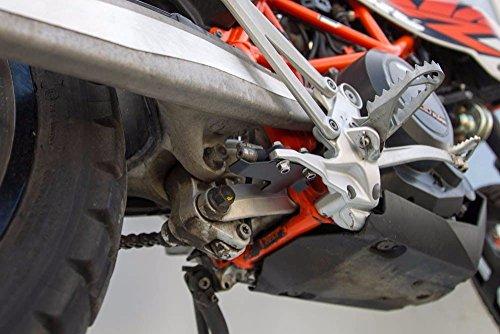Ro-Moto Bremszylinderschutz hinten für K-T-M 690 Enduro 2008 2009 2010 2011 2012 2013, Enduro R 2014 2015 2016 2017 2018 2019