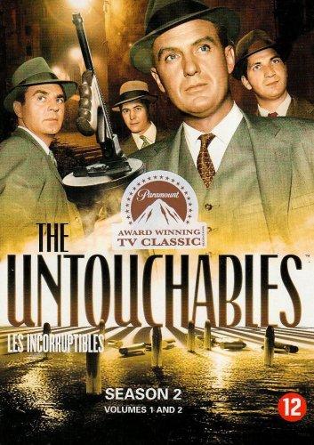 Les incorruptibles: L'intégrale de la saison 2 - Coffret 8 DVD [Import belge]
