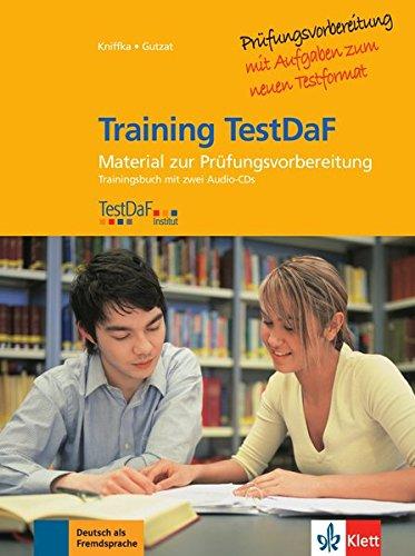 Training Testdaf: Trainingsbuch Zu Testdaf - Buch MIT 2 Cds