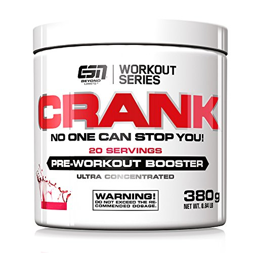 ESN Crank - Pre Workout Booster