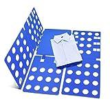 FunRun Einstellbar Wäsche Faltbrett, Kleidung Faltbrett, Kleidung Falter, Wäschefaltbrett, Hemdenfalter, Erwachsene Kleider Hosen Wäsche T-shirt Organizer, T-Shirt-Ordner Hemdenfalter Folding Board