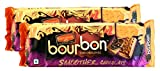 #10: Easy Day Combo - Britannia Biscuit Bourbon, 120g (Pack of 2) Promo Pack