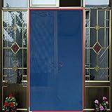 GAIHU Startseite Sommer Verschlüsselung Weiches Garn Nicht-Magnetischen Gesamten Einfachen Garn Vorhang,100*200