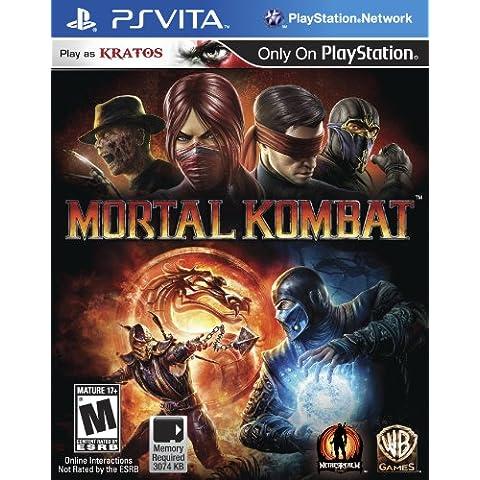 Warner Bros Mortal Kombat, PS Vita - Juego (PS Vita, PlayStation Vita, Lucha, M (Maduro))