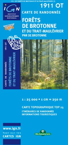 Descargar Libro Forets De Brotonne Et Du Trait-Maulevrier PNR GPS: Ign.1911ot de IGN