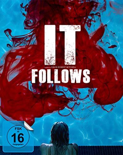 It Follows - Special Edition - Mediabook [Blu-ray]