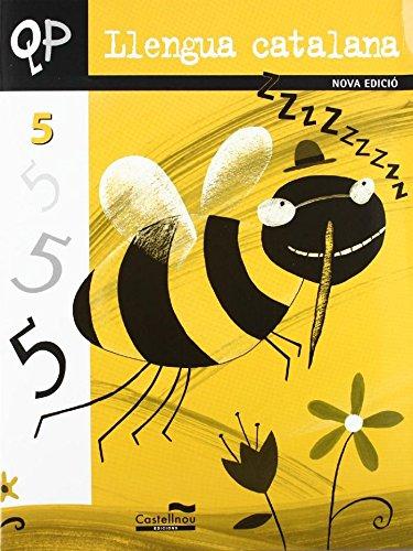 QP Llengua catalana 5 (Cuadernos de Primaria) - 9788498047967
