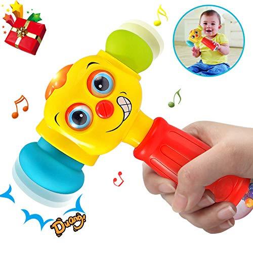 ACTRINIC Baby Toys Martillo Juguete Ligero bebés