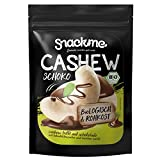Bio schokolierte Cashewkerne Schoko mit Kokosblütenzucker 1kg Rohkost Vegan Laktosefrei