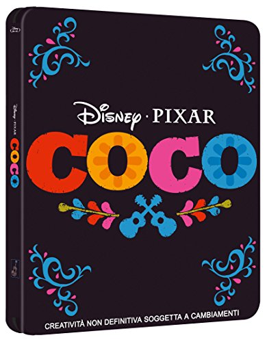 Coco - Edizione Limitata (3 Blu-Ray 3D + 2D Steelbook)