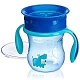 #10: Chicco Perfect Baby Cup 200ml (Blue)