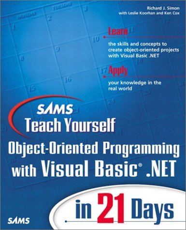 Sams Teach Yourself Object-Oriented Programming with VB.NET in 21 Days by Richard J. Simon (2002-02-21)