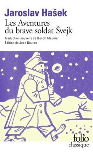 Les Aventures du brave soldat Švejk pendant la Grande Guerre: Livre I:À l'arrière