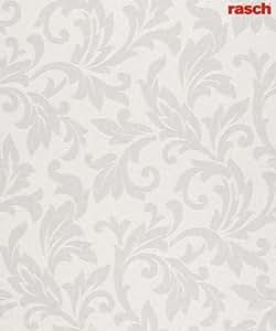rasch tapete 750607 vliestapete ornament wei klassisch baumarkt. Black Bedroom Furniture Sets. Home Design Ideas