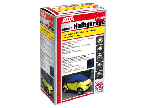 APA 16117 Halbgarage speziell für Smart