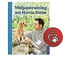 KOSMOS Coltix Set per Allenamento del Cucciolo con Martin Rütter + Adesivi I Love My Dog