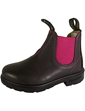 Blundstone Kids 1410 brown/pink