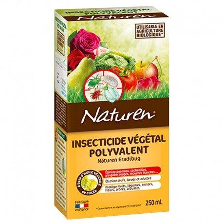INSECTICIDE VEGETAL 250ML - NATUREN - lutte biologique