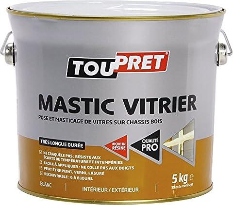 Lasure Blanc Bois Exterieur - Mastic vitrier blanc 5