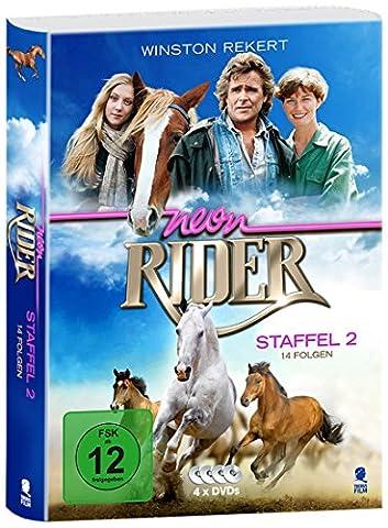 Neon Rider - Staffel 2 (4 DVDs)