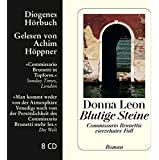 Blutige Steine: Commissario Brunettis vierzehnter Fall (Diogenes Hörbuch)