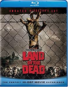 Land of the Dead [Blu-ray] [2005] [US Import]